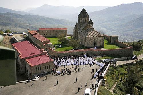 Карты Нагорного Карабаха и Армении - Nagorny Karabakh